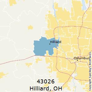 Hilliard Zip Code Map.Best Places To Live In Hilliard Zip 43026 Ohio