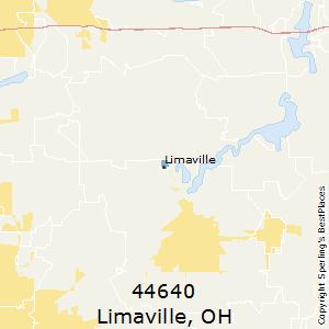 Lima Ohio Zip Code Map.Best Places To Live In Limaville Zip 44640 Ohio