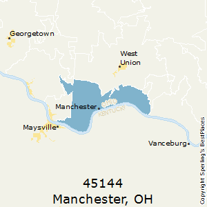 Manchester Ohio Map.Best Places To Live In Manchester Zip 45144 Ohio