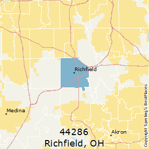 Best Places To Live In Richfield Zip 44286 Ohio