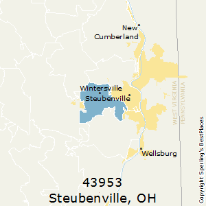 Best Places To Live In Steubenville Zip 43953 Ohio