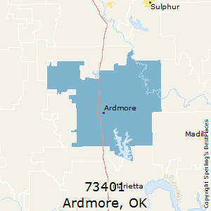 Best Places to Live in Ardmore (zip 73401), Oklahoma