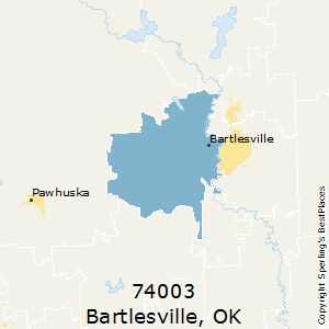 Best Places To Live In Bartlesville Zip 74003 Oklahoma