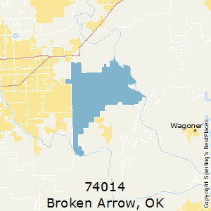 Best Places To Live In Broken Arrow Zip 74014 Oklahoma