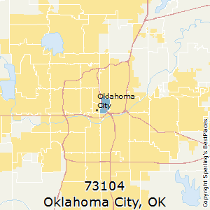 Best Places to Live in Oklahoma City (zip 73104), Oklahoma