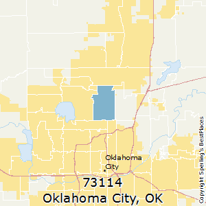 Best Places to Live in Oklahoma City (zip 73114), Oklahoma