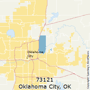 Best Places to Live in Oklahoma City (zip 73121), Oklahoma