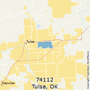 Tulsa Ok Time Zone >> Best Places To Live In Tulsa Zip 74112 Oklahoma