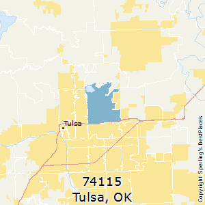 Best Places to Live in Tulsa (zip 74115), Oklahoma