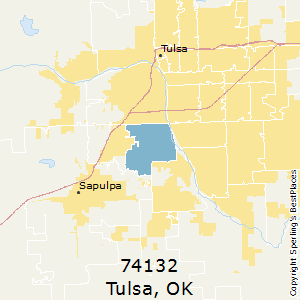 Best Places to Live in Tulsa (zip 74132), Oklahoma