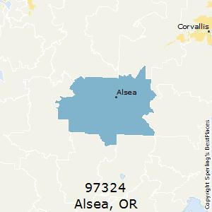 Alsea Oregon Map.Best Places To Live In Alsea Zip 97324 Oregon