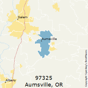 Best Places to Live in Aumsville zip 97325 Oregon