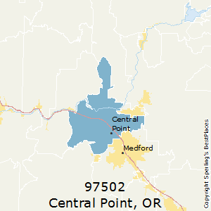 Best Places To Live In Central Point Zip 97502 Oregon