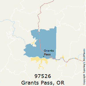 Best Places To Live In Grants Pass Zip 97526 Oregon
