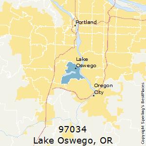 Oswego Il Zip Code Map.Best Places To Live In Lake Oswego Zip 97034 Oregon