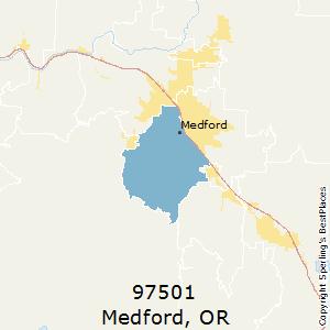 Zip Code Oregon Map.Best Places To Live In Medford Zip 97501 Oregon