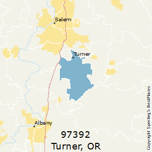 Best Places to Live in Turner zip 97392 Oregon