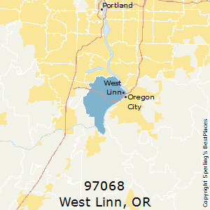 Best Places to Live in West Linn (zip 97068), Oregon on