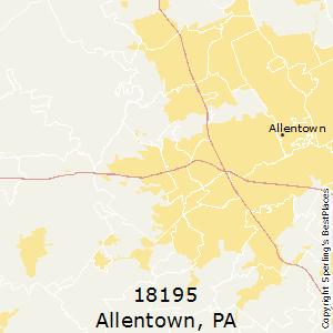 best places to live in allentown zip 18195 pennsylvania. Black Bedroom Furniture Sets. Home Design Ideas