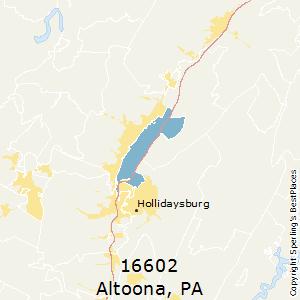 Best Places to Live in Altoona (zip 16602), Pennsylvania