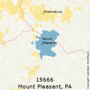 Zip Code For Mt Pleasant Pa