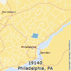 Norristown Pa Zip Code Map.Best Places To Live In Philadelphia Zip 19140 Pennsylvania