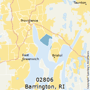 Best Places to Live in Barrington zip 02806 Rhode Island