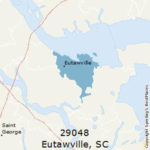 Eutawville sc zip code