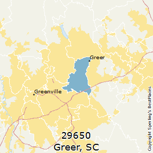 Best Places To Live In Greer Zip 29650 South Carolina