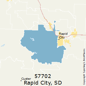Best Places to Live in Rapid City (zip 57702), South Dakota