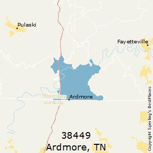 Ardmore tn zip code