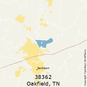 Jackson Tn Zip Code Map.Best Places To Live In Oakfield Zip 38362 Tennessee