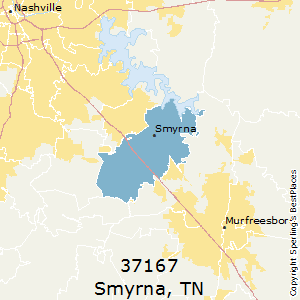 Best Places to Live in Smyrna (zip 37167), Tennessee