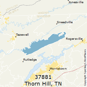 Best Places To Live In Thorn Hill Zip 37881 Tennessee