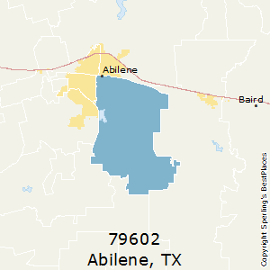 Best Places To Live In Abilene Zip 79602 Texas