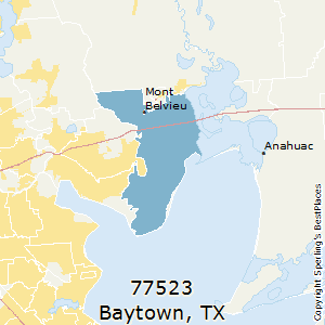 Best Places to Live in Baytown zip 77523 Texas
