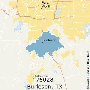 Lewisville Tx Zip Code Map.Best Places To Live In Burleson Zip 76028 Texas