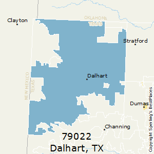 Best Places to Live in Dalhart (zip 79022), Texas on