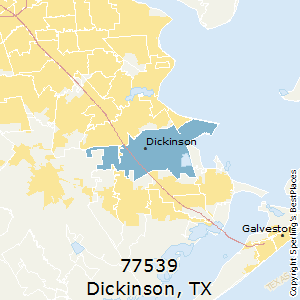 Best Places to Live in Dickinson zip 77539 Texas