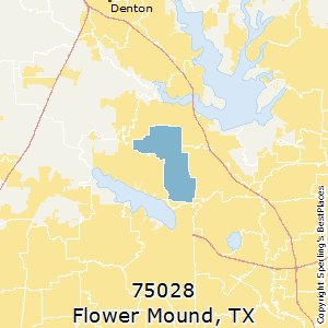 Flower Mound Zip Code Map.Best Places To Live In Flower Mound Zip 75028 Texas