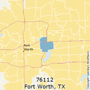 Best Places to Live in Fort Worth (zip 76112), Texas