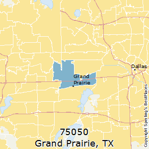 Best Places to Live in Grand Prairie (zip 75050), Texas
