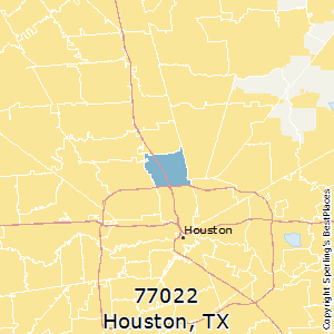Best Places to Live in Houston (zip 77022), Texas