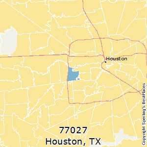 Best Places to Live in Houston (zip 77027), Texas
