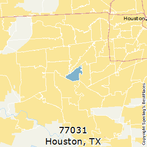 Best Places to Live in Houston (zip 77031), Texas