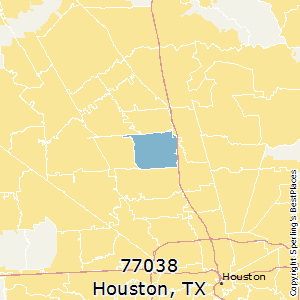 Best Places to Live in Houston (zip 77038), Texas