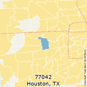 Best Places to Live in Houston (zip 77042), Texas