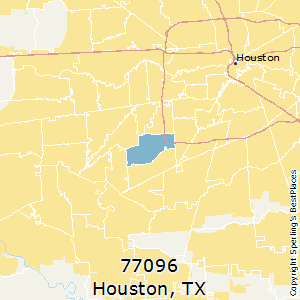Houston,Texas County Map
