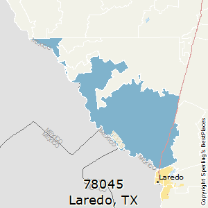 Map Of Texas Laredo.Best Places To Live In Laredo Zip 78045 Texas