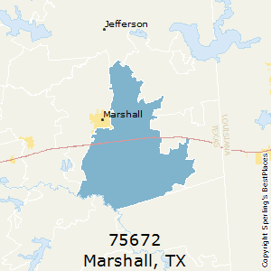 Marshall Tx Zip Code Map.Best Places To Live In Marshall Zip 75672 Texas